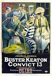 Keaton Convict 13 1920
