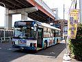 Keisei Bus 8177 Katsushika Shobu Meguri Bus.jpg