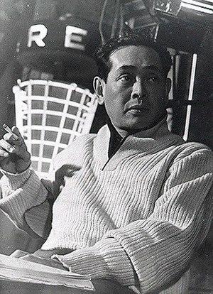 Keisuke Kinoshita - Keisuke Kinoshita (early 1950s)