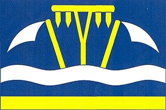 Kejžlice - Image: Kejzlice CZ flag