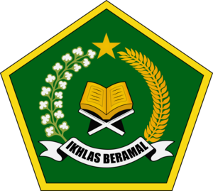 Ministry of Religious Affairs (Indonesia) - Image: Kementerian Agama new logo