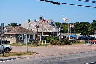 Kensington, Prince Edward Island Town in Prince Edward Island, Canada