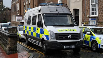 Kent Police - Image: Kent Police GK63 MKC