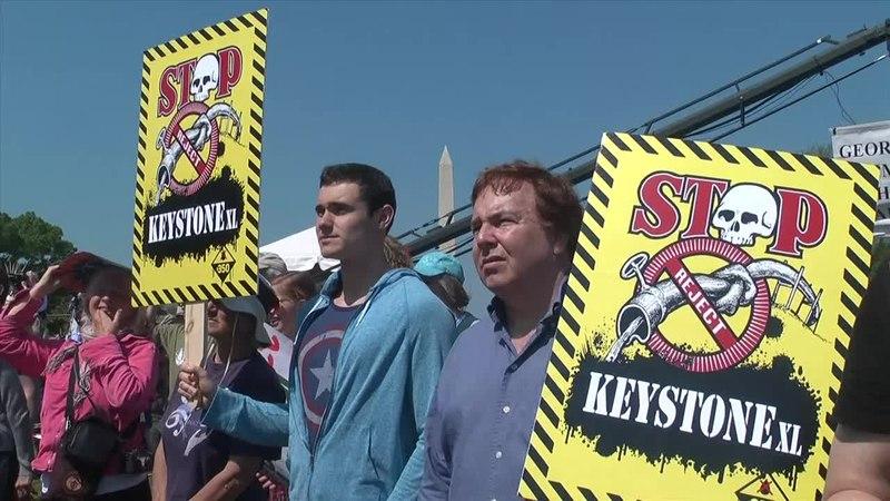 File:Keystone Pipeline Protest DC 2014 720p.webm - Wikipedia