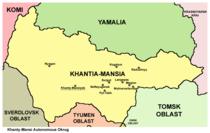 Khantia mansia map.png