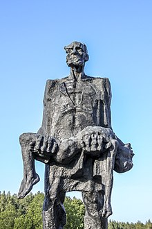 Khatyn Memorial in Belarus,2285