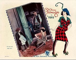 <i>Kiki</i> (1926 film) 1926 film by Clarence Brown