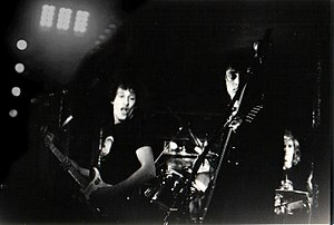 Dingwalls - Killerhertz performing at Dingwalls in 1981