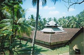 Killikkurussimangalam Village in Kerala, India