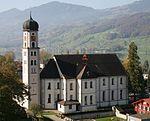 Pfarr- und Wallfahrtskirche Sachseln