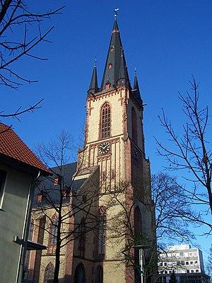 Viernheim - St. Aposteln