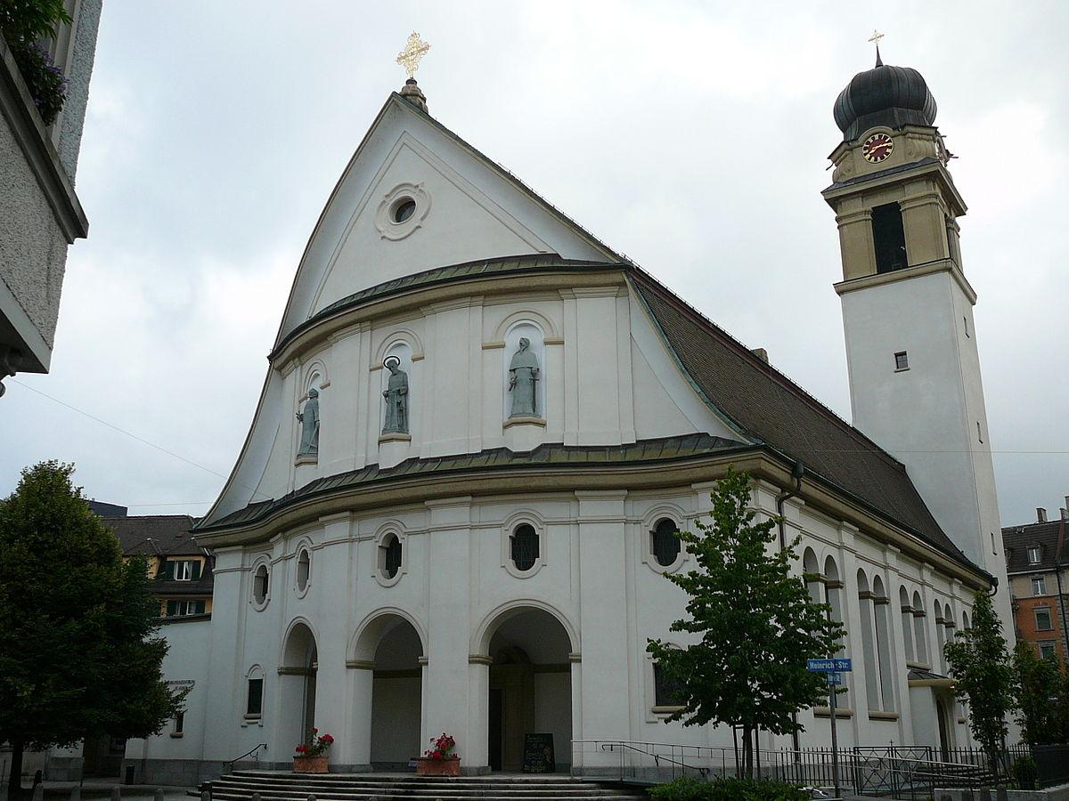 Katholische kirche zürich