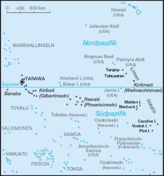 Kiribati CIA map-DE