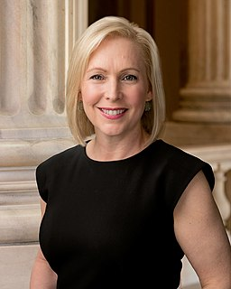Political positions of Kirsten Gillibrand Full coverage of the policies of a US politician
