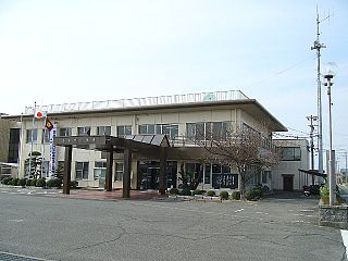 Kisosaki Town in Kansai, Japan