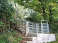 Kissing Gate on Offa's Dyke Path - geograph.org.uk - 1543004.jpg
