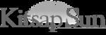 Kitsap Sun logo grayscale.png