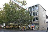 Kleinmarkthalle Frankfurt Osten