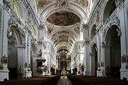 Kloster Waldsassen interior 1