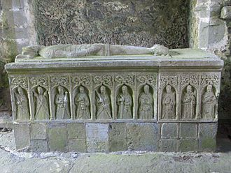 Kilcooly Abbey - Image: Knights Tomb