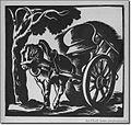Koń z wózkiem, ok. 1925.jpg