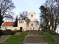 Kościół klasztorny reformatów, ob. par. pw. św. Mikołaja, 2 poł. XVIII Łabiszyn 14.JPG