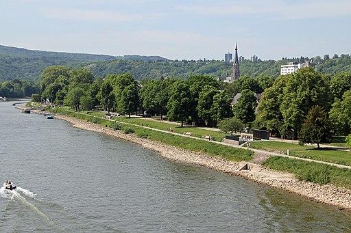 Koblenz im Buga-Jahr 2011 - Rheinanlagen 21