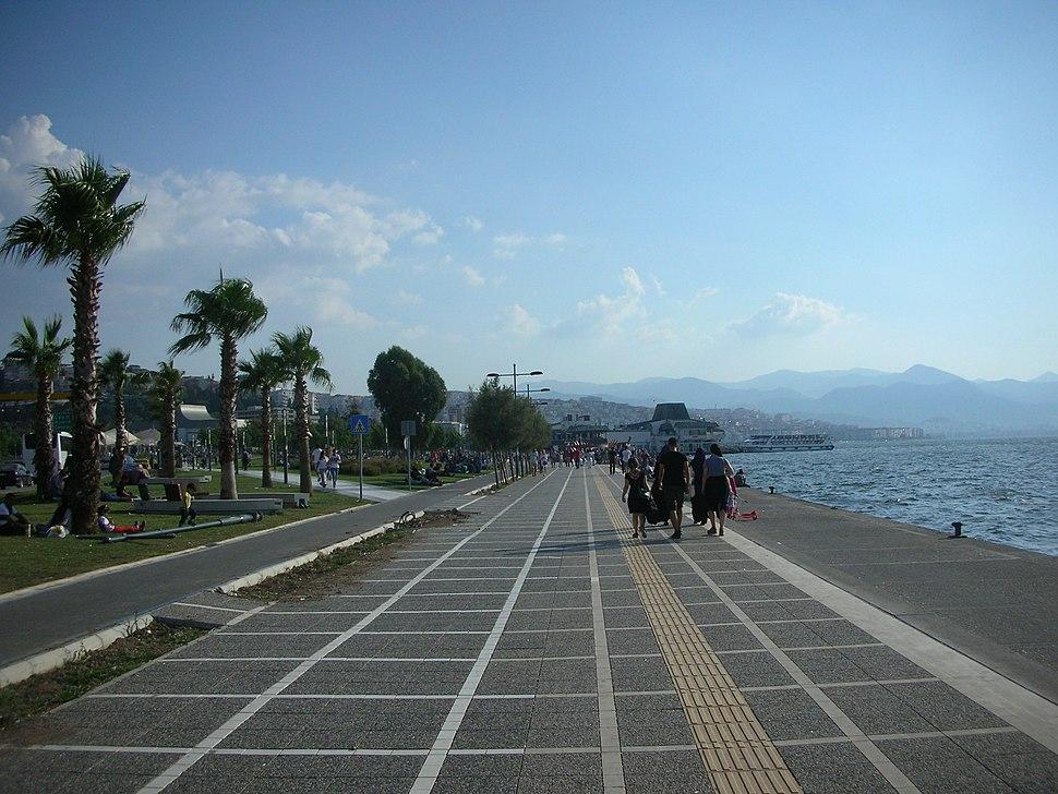 Konak shore