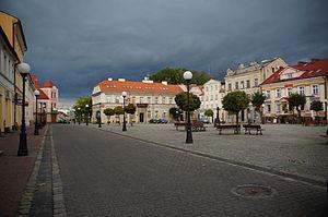 Konin - Liberty Square (Plac Wolności)