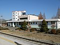 Korail Jinhae Line Sinchangwon Station Rear Side.jpg