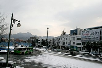 Gwangju Uprising - The former South Jeolla provincial office building