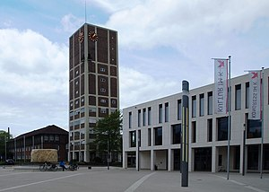 Kornwestheim - Townhall and congress centre