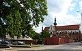 Koronowo - ulica Bydgoska. Kościół Parafialny Wniebowzięcia NMP - panoramio (6).jpg