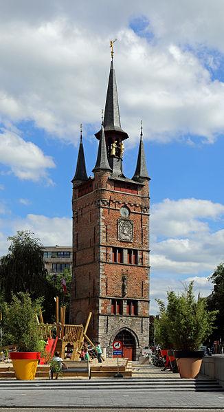 Kortrijk (Belgium): belfry