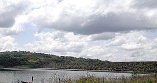 Kossou Dam embankment dam