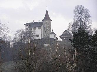 Kriens - Schloss Schauensee in Kriens
