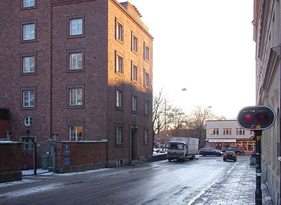 How To Get To Kronobergsgatan In Stockholm By Bus Train Or