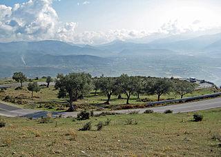 Elbasan County County of Albania