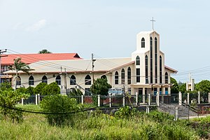 Kudat District - Image: Kudat Sabah Gereja Basel 01