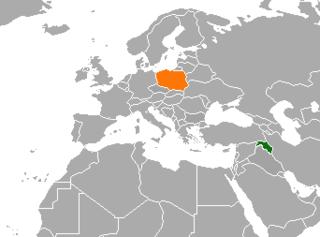 Kurdistan Region–Poland relations