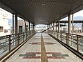 Kure-Takaramachi Footbridge near YOU ME Town Kure.jpg