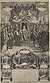 L'heureux commencement du règne de Louis XV, Roy de France et de Navarre par la régence de S. A. R. Monseigneur le duc d'Orléans et l'établissement des Conseils.jpg