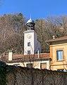 L'horloge de la Sauvagère depuis l'impasse de l'Horloge (Lyon).jpg