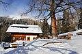 Lärchenhütte 1670 m in St. Oswald, Bad Kleinkirchheim, Kärnten.jpg