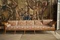 Lång soffa av ljusbonad björk, 1820-1850 - Skoklosters slott - 92434.tif