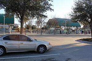LBJ/Skillman station - Image: LBJ & Skillman DART station