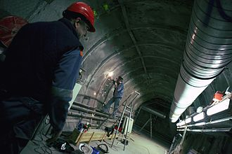 Nuclear power in France - Active work going on for the ultimate underground repository