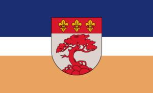 Pāvilosta Municipality - Image: LVA Pāvilosta flag