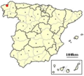 La Coruna, Spain location.png