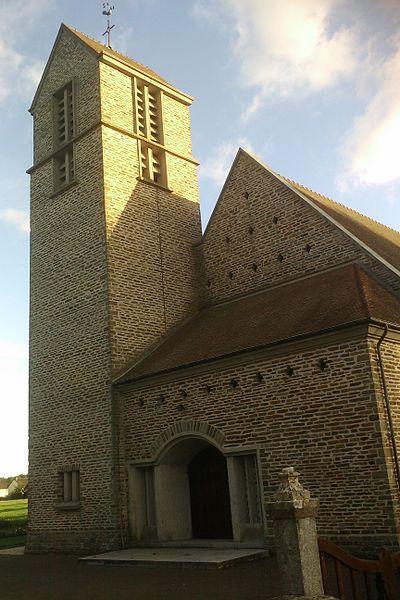 Église Saint Martin de fr:La Meauffe